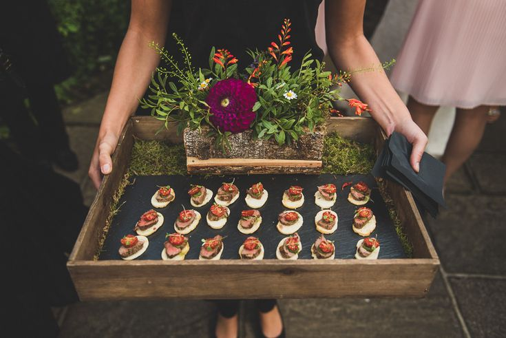 Canapes by Jacaranda Catering - Canapes by Jacaranda Catering | Image by Matt…