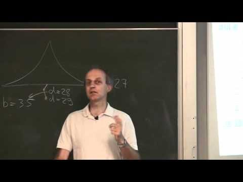 Video of the Lecture No. 3 in Artificial Intelligence Uninformed Search:   - Breadth-First Search  - Depth-First Search  - Iterative Deepening