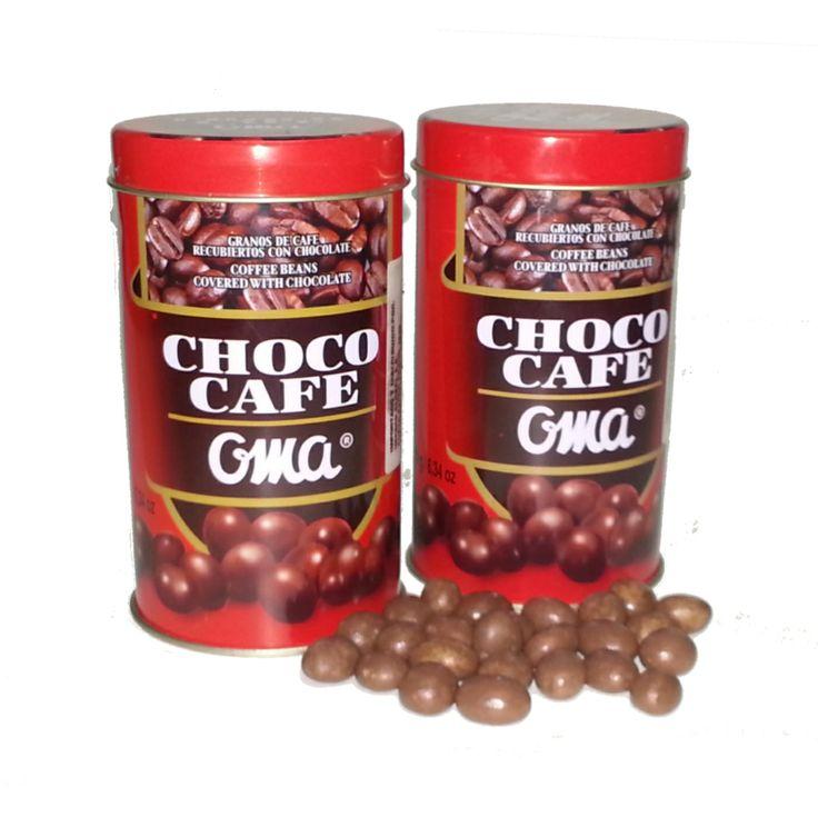 Choco Café Oma lata 2 unidades. La Tienda del Café.