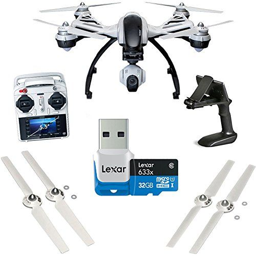 Special Offers - Yuneec Q500 Typhoon Quadcopter with Aluminum Case Free 32 GB Micro SD Card and Handheld CGO SteadyGrip Gimbal. Extra Battery and Extra Propellers Included. - In stock & Free Shipping. You can save more money! Check It (May 18 2016 at 06:40PM) >> http://rchelicopterusa.net/yuneec-q500-typhoon-quadcopter-with-aluminum-case-free-32-gb-micro-sd-card-and-handheld-cgo-steadygrip-gimbal-extra-battery-and-extra-propellers-included/
