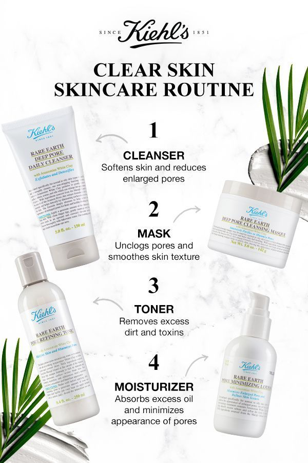 Clogged Pores A Concern Rare Earth Collection May Be Just What Your Skincare Routine Needs Com In 2020 Pore Cleansing Mask Skin Care Routine Deep Pore Cleansing Mask