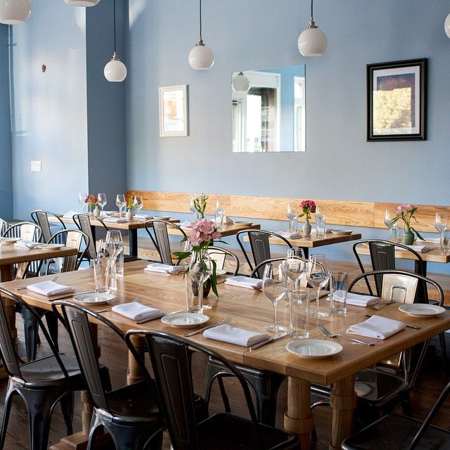Le Fond In Brooklyn NY RestaurantColor SchemesDining Rooms