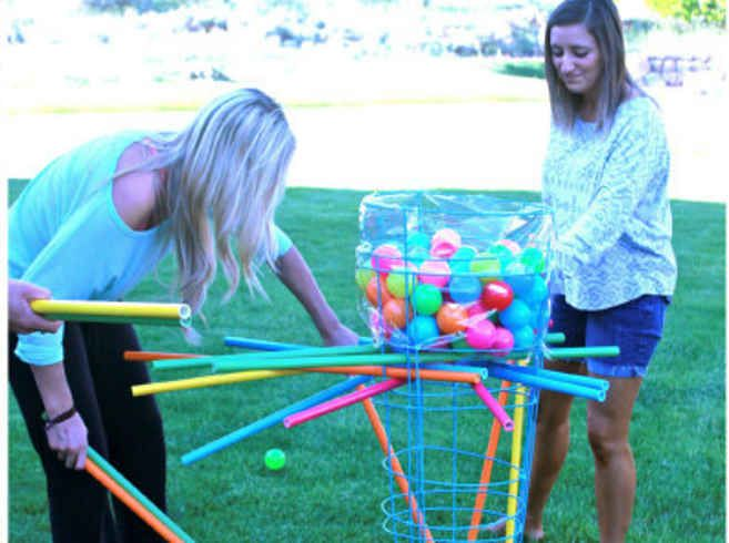13 Unique Lawn Games To Play This Summer