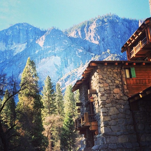 17 Best Images About The Ahwahnee Hotel, Yosemite National
