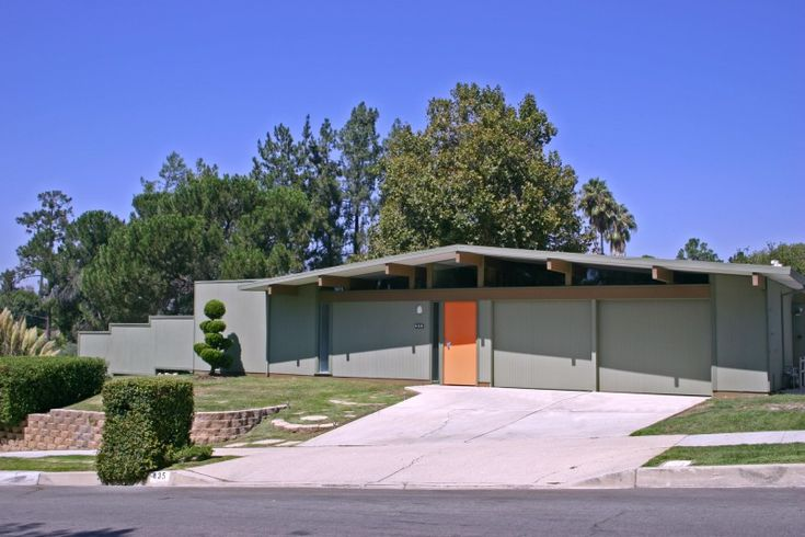 1000 Images About Mid Century Eichler Homes On Pinterest