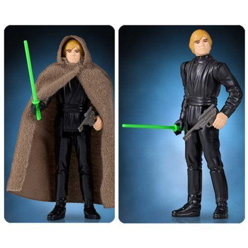 Star Wars Luke Skywalker Jedi Knight Jumbo Vintage Kenner Action Figure