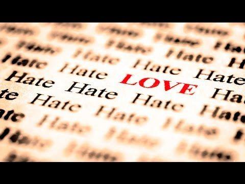 Love & Hate (Poem) - YouTube