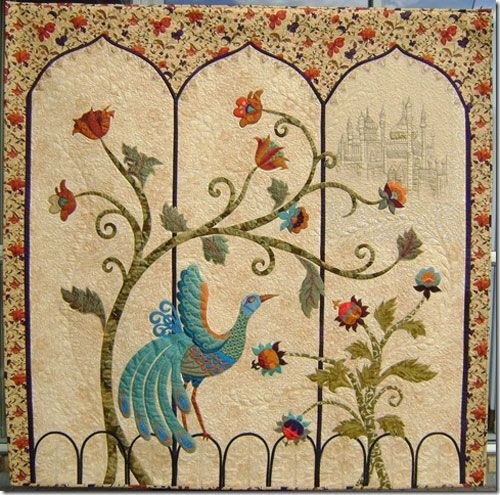 Mary Transom - Quilt Artist