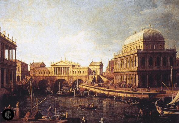 La Venezia di Canaletto