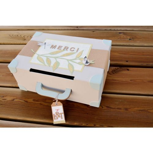 33 best urne images on pinterest communion marriage box and piggy bank. Black Bedroom Furniture Sets. Home Design Ideas