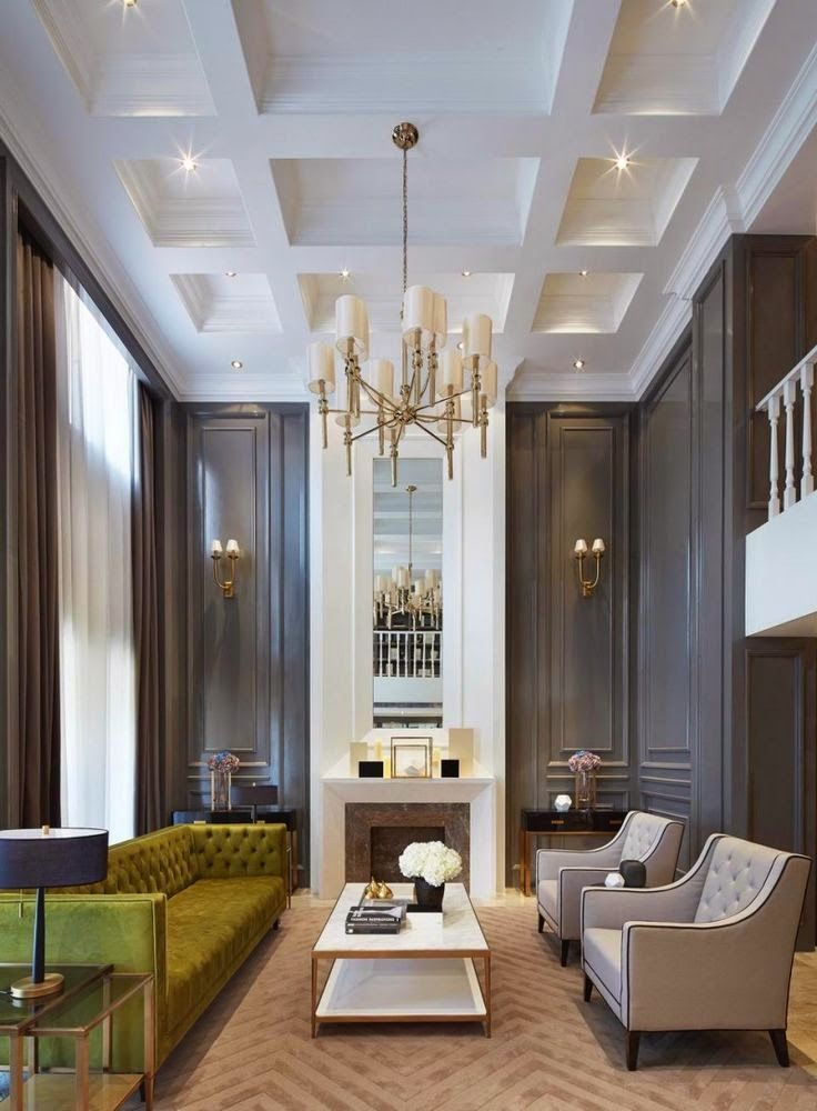 Well designed neutral living rooms dining rooms kitchens and more