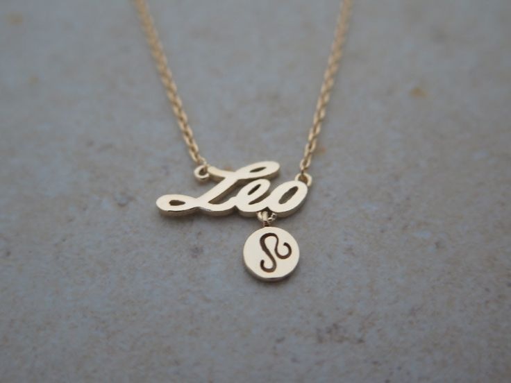 Mothers day gift ,Zodiac Constellation Necklace,Zodiac-sign, Leo / the Lion (July 23 - Aug 22) necklace with giftbox by MinimalBijoux on Etsy