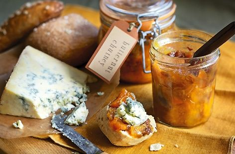Learn how to make the perfect condiment for a board of cheese or roast dinner. Find out how to make butternut squash chutney at Tesco Real Food.