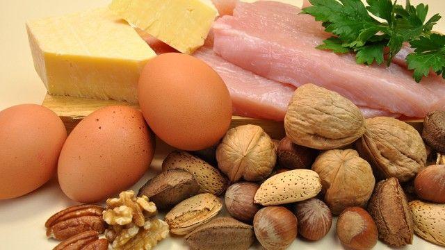 В каких продуктах много витамина В 0