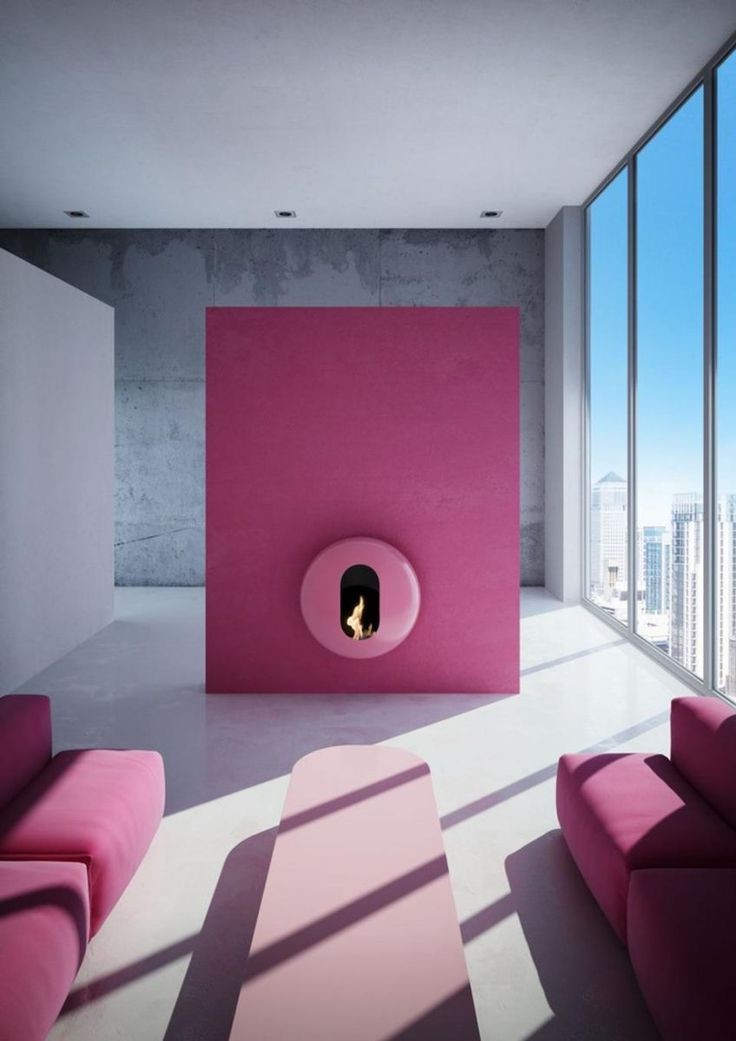 Italian designer Andrea Crosetta has developed a playful style in the product design of radiators and fireplaces. His metal and ceramic designs first got into production in the 1990s under the Antrax IT brand. His radiators and fireplaces stand out due to their playful form and technological  innovations.