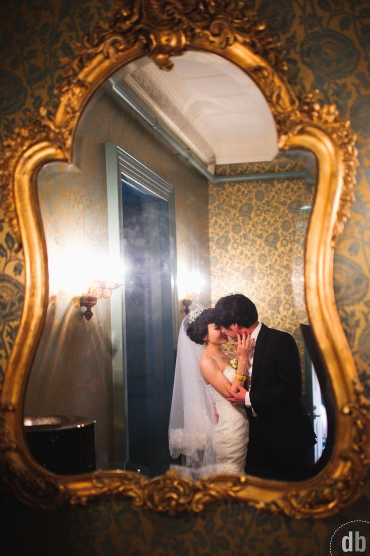Jasmine & Jacky's Dunbar House wedding in Watsons Bay, Sydney | Derek Bogart Photography