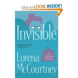 The main character in this series is so great! Good clean fun fiction. This is book 1 in the series.: Worth Reading, Mystery Series, Ivy Malone, Invisible Ivy, Lorena Mccourtney, Books Worth, Kindle Book, Mystery Book, Malone Mystery