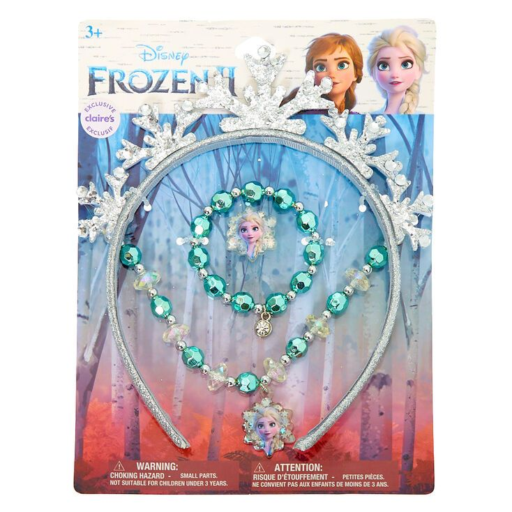 NEW Disney ELSA Frozen Light Up Bracelet Bead in Rainbow Colors