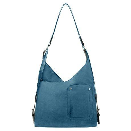 Baggallini The Bucket Convertible Handbag (For Women) in Grass Hopper