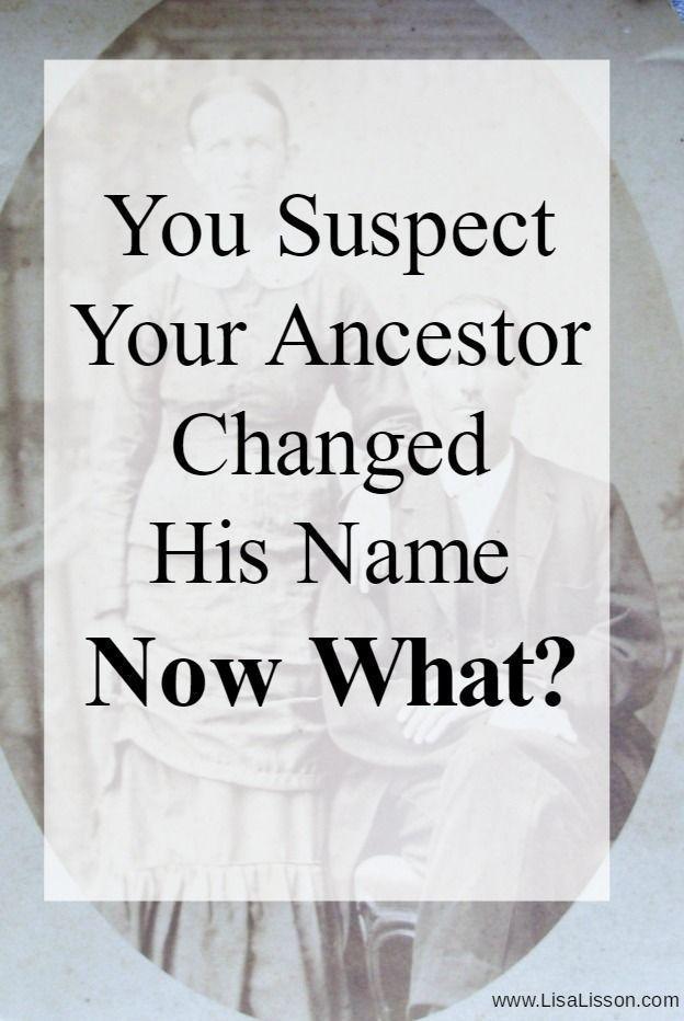 Find Ancestors | Ancestry Search | Find My Ancestors ...
