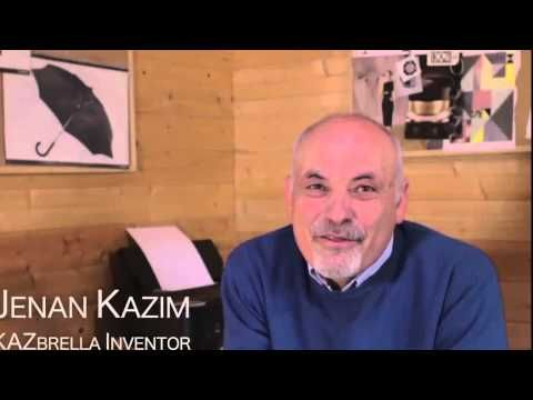 KAZbrella Kickstarter Campaign - YouTube