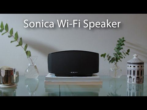 Oppo Sonica WiFi Speaker | The Listening Post Christchurch and Wellington