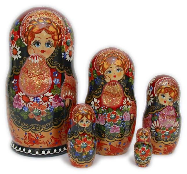 285 mejores im genes sobre mamushkas matryoshka - Matrioska in terapia ...