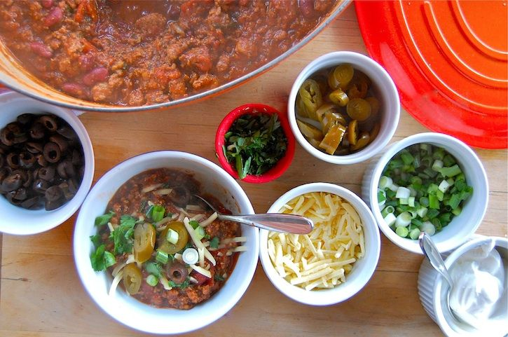 The Silver Palate's Chili for a Crowd  My all-time favorite Chili!