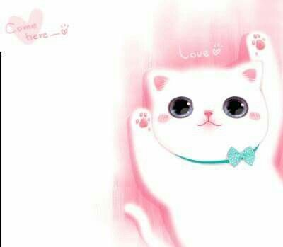 84 best cute images on pinterest cute kittens wallpapers and cat art girly girls kawaii gifs kitty cats nice backgrounds kawaii cute voltagebd Choice Image