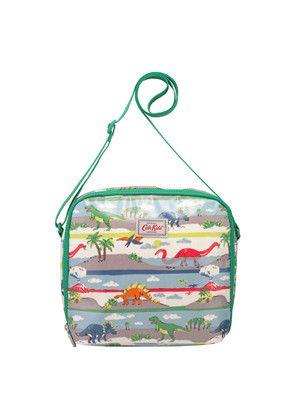 Kids Lunch Bag - Dino Stripe