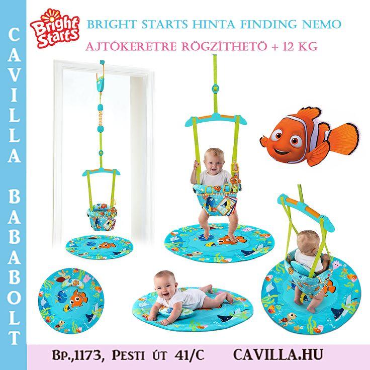Bright Starts - Termékek márkák szerint - Cavilla Bababolt