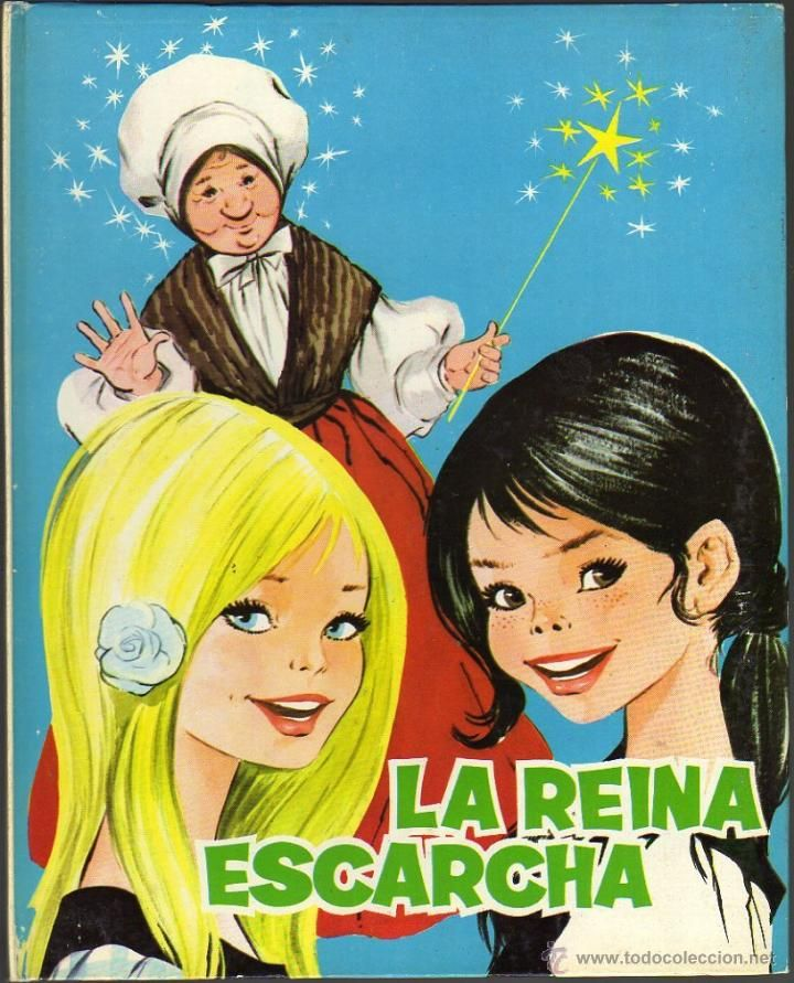 La reina escarcha / El enanito curioso. (Andersen). Ilustraciones de María Pascual - Foto 1