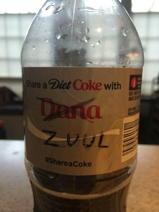 There is no Dana, only Zuul. If you don't know what this refers to, SHAME on You!!