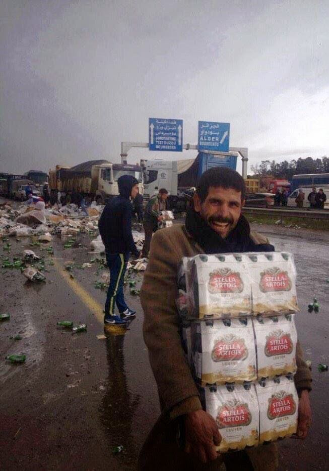 Riemurasia: Nyt on olutta
