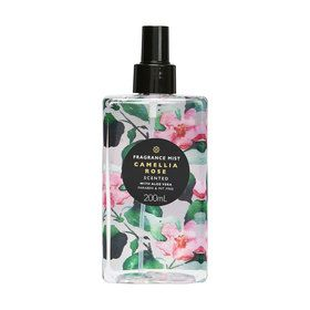 Camellia Rose Scented Fragrance Mist