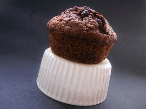 Chocolate carrot muffins – Clever muffin