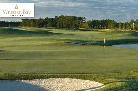 $19 for 18 Holes with Cart at Venetian Bay Golf Club in New Smyrna Beach near Daytona Beach ($42 Value. Includes Tax. Good Any Day, Any Time until September 15, 2017!)