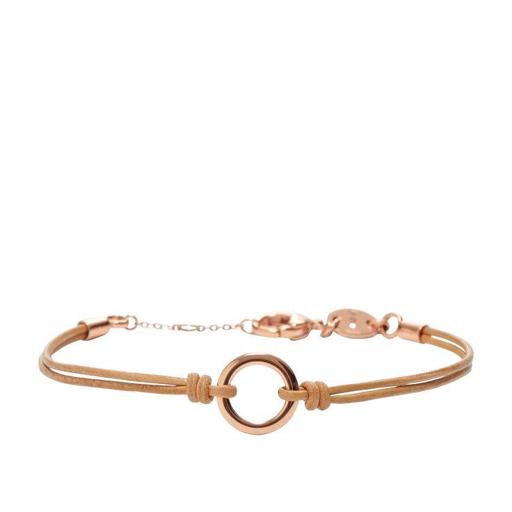 Fossil Armband für Damen JF00474791 aus der Serie Charm Starters hier online bestellen