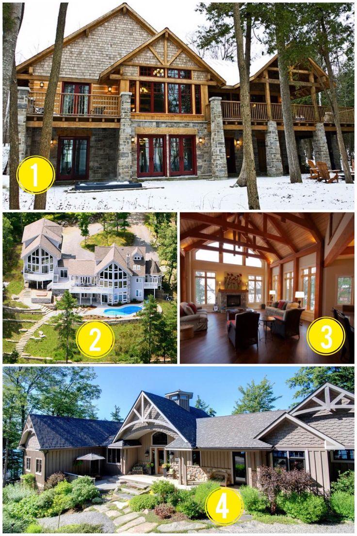 Luxury cottage rentals in rural Ontario >> via Ruralist.ca