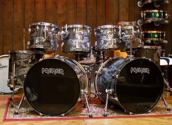 premier drum sets double bass drum set drawing of the drum kit please drum kits pinterest. Black Bedroom Furniture Sets. Home Design Ideas