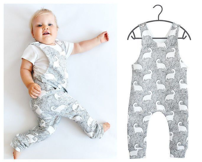 Sewing Clothes Easy Romper Pattern Pdf Patterns At