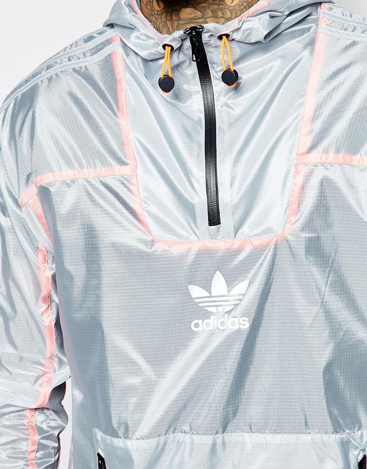 Shop adidas Originals Windbreaker Jacket at ASOS.