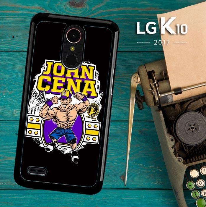 John Cena Cenation Cartoon V0479 LG K10 2017 / LG K20 Plus