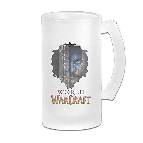 BestSeller World Of Warcraft 2016 Scrub Beer Mugs/Beer Glasses @ niftywarehouse.com #NiftyWarehouse #Geek #Gifts #Collectibles #Entertainment #Merch