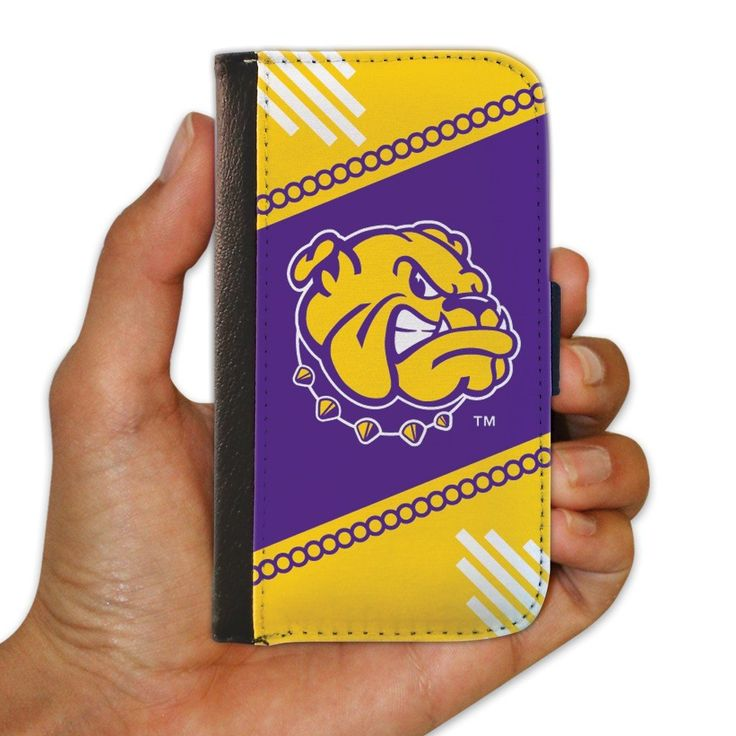 """Western Illinois University """"Purple and Gold"""" iPhone 4/4s Protective"""