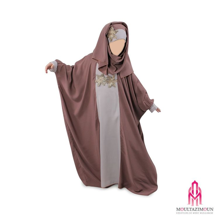Abaya Hyderabad Binti #Boutique #muslim #kids - #girl - #jilbab - #salat - #prière - #best - #abaya - #modest #fashion - - #modest #wear - #muslim #wear - #jilbabi - #outfit - #hijabi - #hijabista - #long #dress - #mode #musulmane - #DIY - #hijab