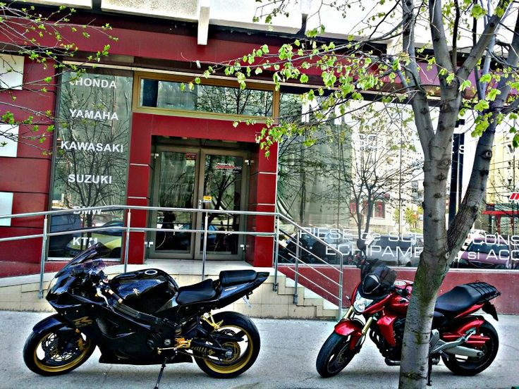 Mymoto showroom