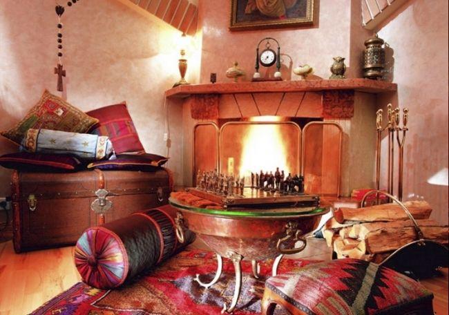 Великолепный век: восточный стиль в интерьере - Портал «Домашний»
