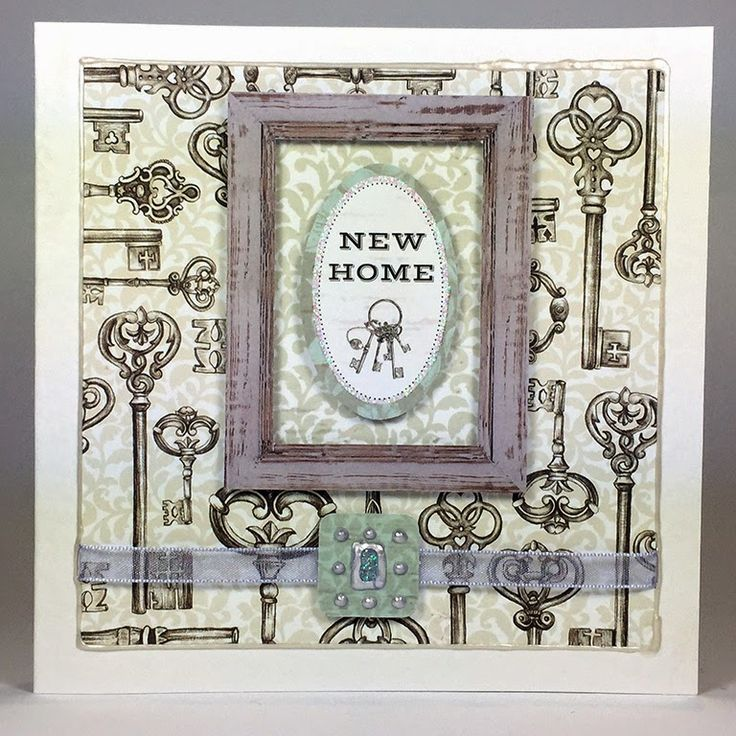 Craftwork Cards Blog: Vintage Ephemera: kit and caboodle, card by Neil Burley