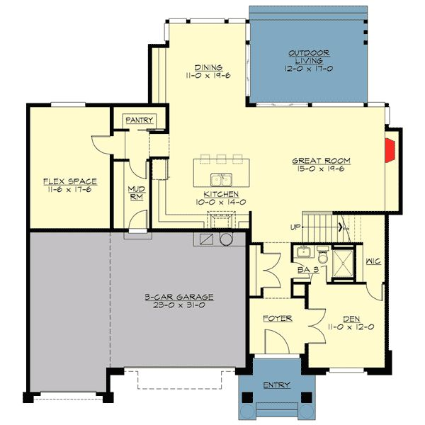 124 best floorplans images on Pinterest | Architecture, Small ...